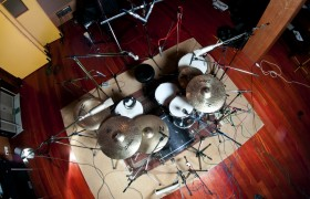 Recording Drums at PKO - Part 1