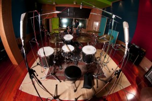 Recording Drums at PKO - Part 2