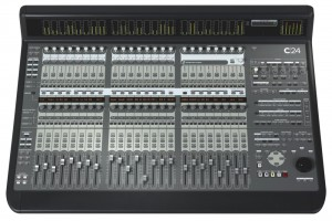 Digidesign C|24, proud successor of Control 24
